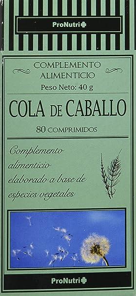 PRONUTRI Three Pack Cola de Caballo 80 comprimidos-: Amazon.es: Salud y cuidado personal