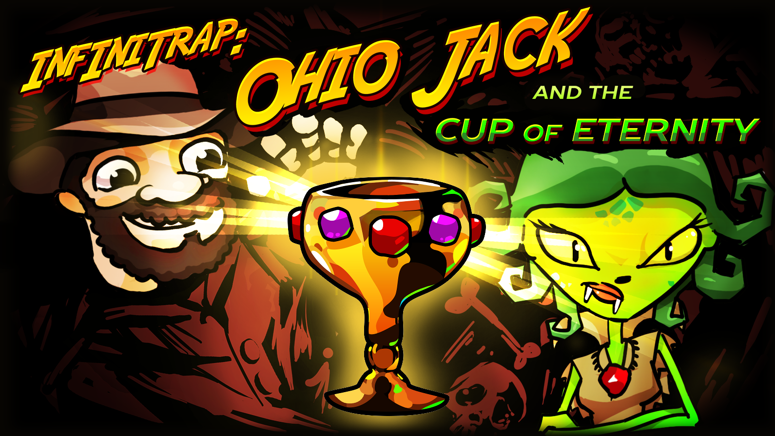 Ohio Jack and The Cup of Eternity [Download]