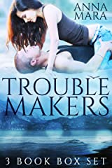 Troublemakers: 3 HEA Romantic Comedy Book Box Set Kindle Edition