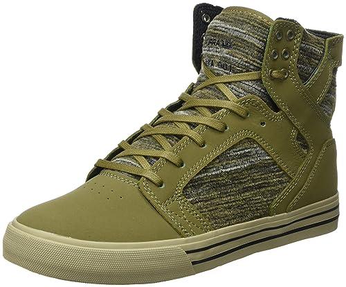 a1aa39e46d0fd Supra 08030 - Zapatillas Altas Hombre  Supra  Amazon.es  Zapatos y  complementos
