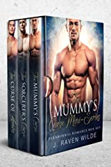 The Mummy's Curse: A Paranormal Romance Box Set (The Complete Mummy's Curse Mini-Series) Kindle Edition