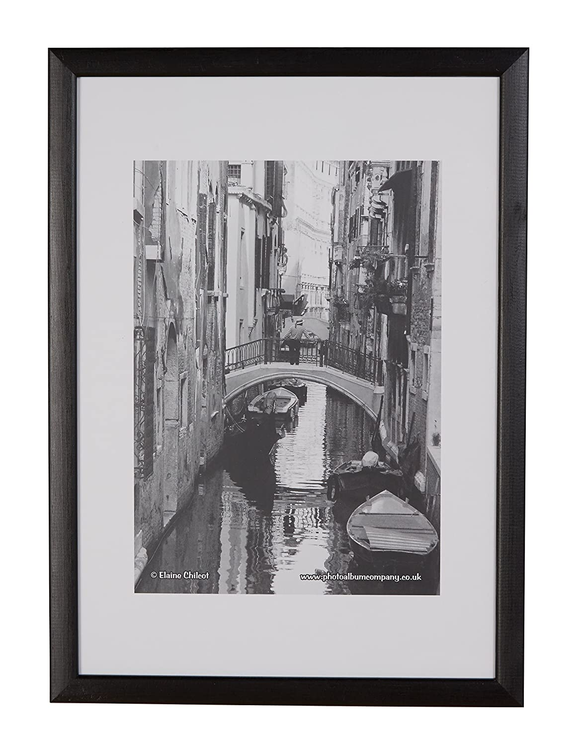 Black and white photography framing for Ikea cornici 50x70