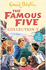 The Famous Five Collection 3: Books 7-9 (Famous Five: Gift Books and Collections) Kindle Edition