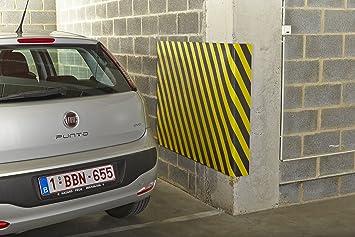 Universal pared Protección de espuma de poliuretano XXL se puede cortar 150 x 100 x 1 cm: Amazon.es: Coche y moto