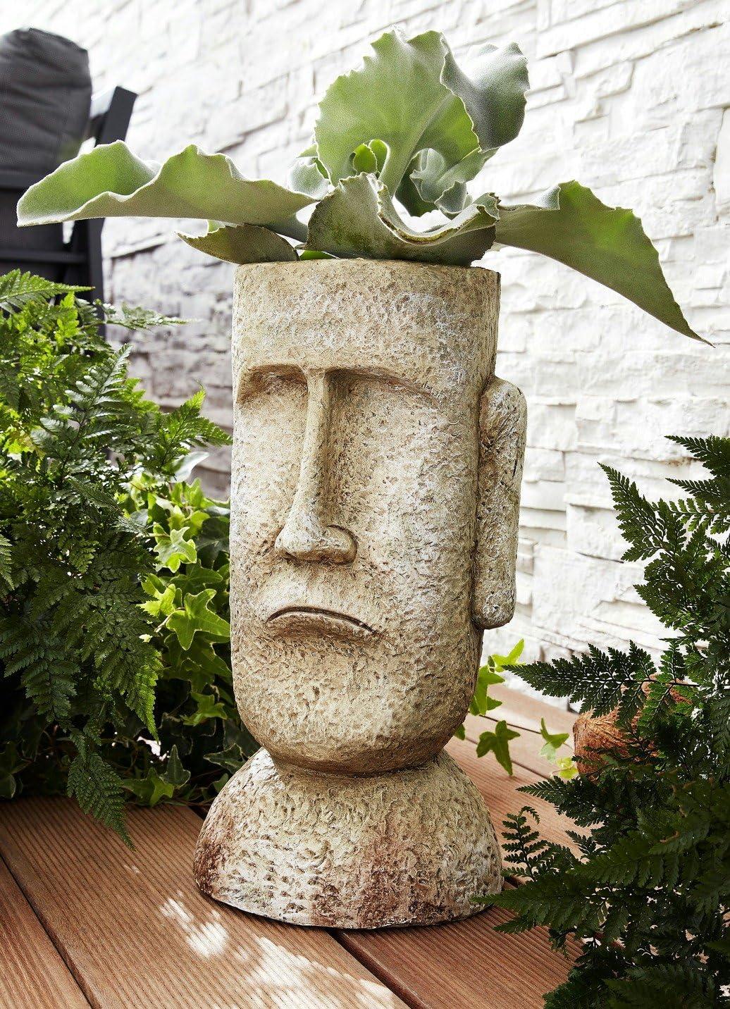ABC Home Garden Pflanztopf Osterinsel für innen & außen