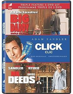Big Daddy / Click / Mr. Deeds