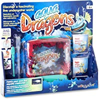 World Alive Aqua Dragons Underwater World Boxed Kit, Live Aquatic Creatures