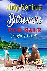 Billionaire For Sale (Slightly Used) (Vanderbilt Series Book 2) Kindle Edition