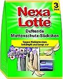 Nexa Lotte Duftende Mottenschutz-Säckchen mit Blütenduft - 3 St.