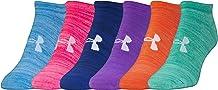 Under Armour Women's Essential Twist No Show Socks