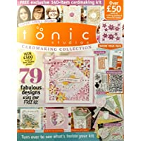 Tonic Studios Cardmaking Collection Magazine Issue 5