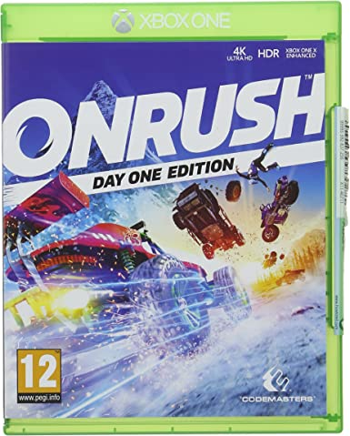 Onrush (Day One Edition) (Xbox One) (New): Amazon.es: Videojuegos