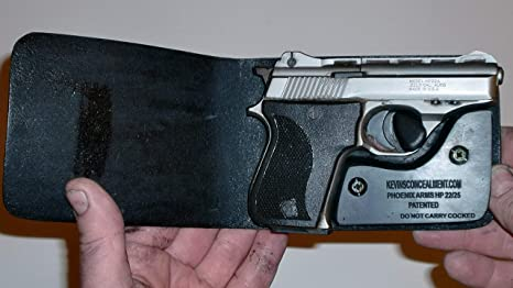 Wallet Holster for Full Concealment - Phoenix Arms HP22/25