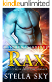 Rax (Rathier Warriors) (A Sci Fi Alien Abduction Romance)