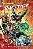 Justice League ، vol. 1: أصل (52) الجديد