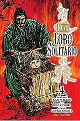 Novo Lobo Solitário - Volume 4 Capa comum