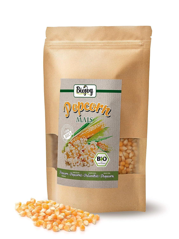 Maiz para palomitas ecologico | Maíz procedente de agricultura ...