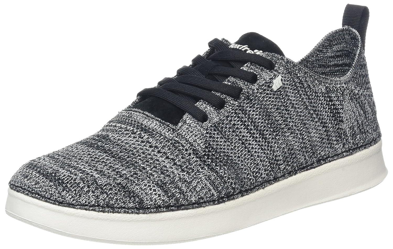 Boxfresh Herren Yansta Sneaker  45 EU|Schwarz (Black)