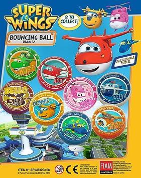 MVS AL POR MAYOR Juego completo de 8 Super wings ...