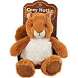 Aroma Home - Peluche animal Cozy Hottie Red Squirol Marrón