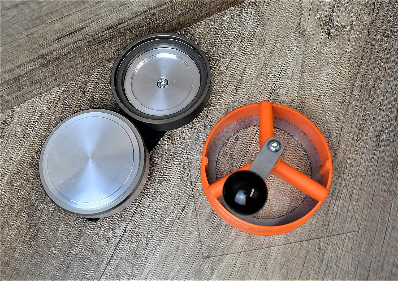 sharplace adaptador disco de freno Negro de aleaci/ón aluminio para bicicleta de carretera Monta/ña Bicicleta del freno de disco