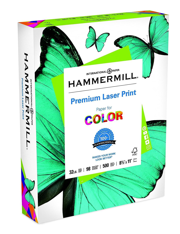 Amazon.com: Hammermill Paper, Premium Laser Print Paper, 8.5 x 11 ...