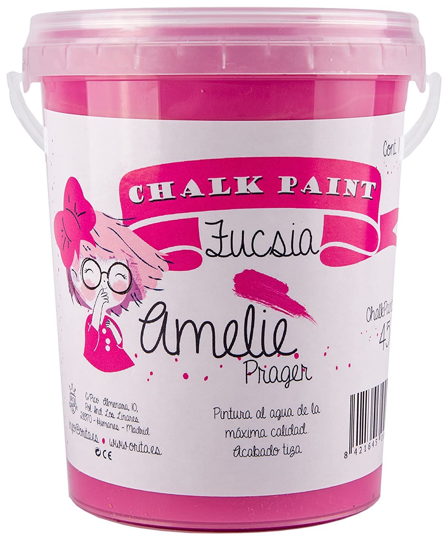 Amelie Prager 3000 –  45 Paint to the chalk, Fuchsia, 3 L 3L Orita 3000-45