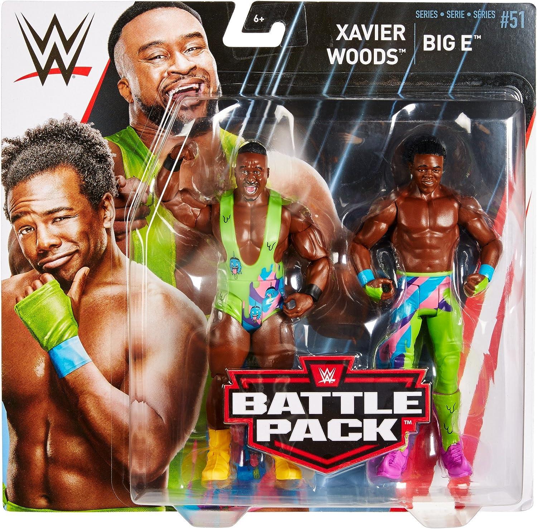 WWE Big E /& Xavier Woods 2-Pack