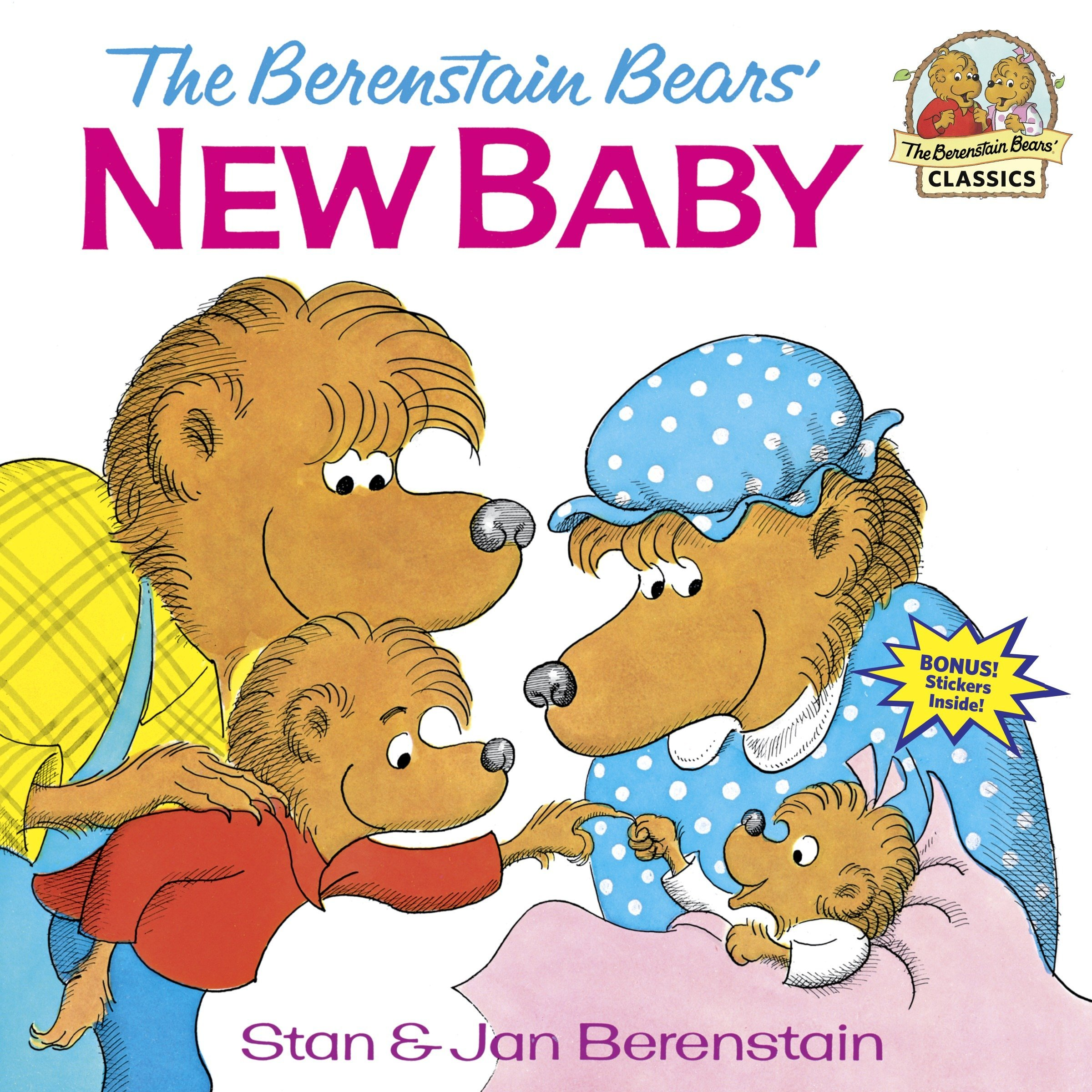 The-Berestain-Bears-New-Baby-Stan-Jan-Berenstain-tasteasyougo.com