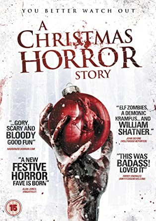 Christmas Horror Story Krampus.A Christmas Horror Story Dvd Amazon Co Uk William
