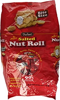 product image for Pearson's Salted Nut Roll, Bite Size - 90 Count