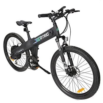 Ego Bike 500w Electric Mountain Bicycle