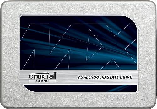 Crucial [ Micron製 ] 内蔵SSD 2.5インチ MX300 750GB ( 3D TLC NAND / SATA 6Gbps / 3年保証 )正規代理店 CT750MX300SSD1