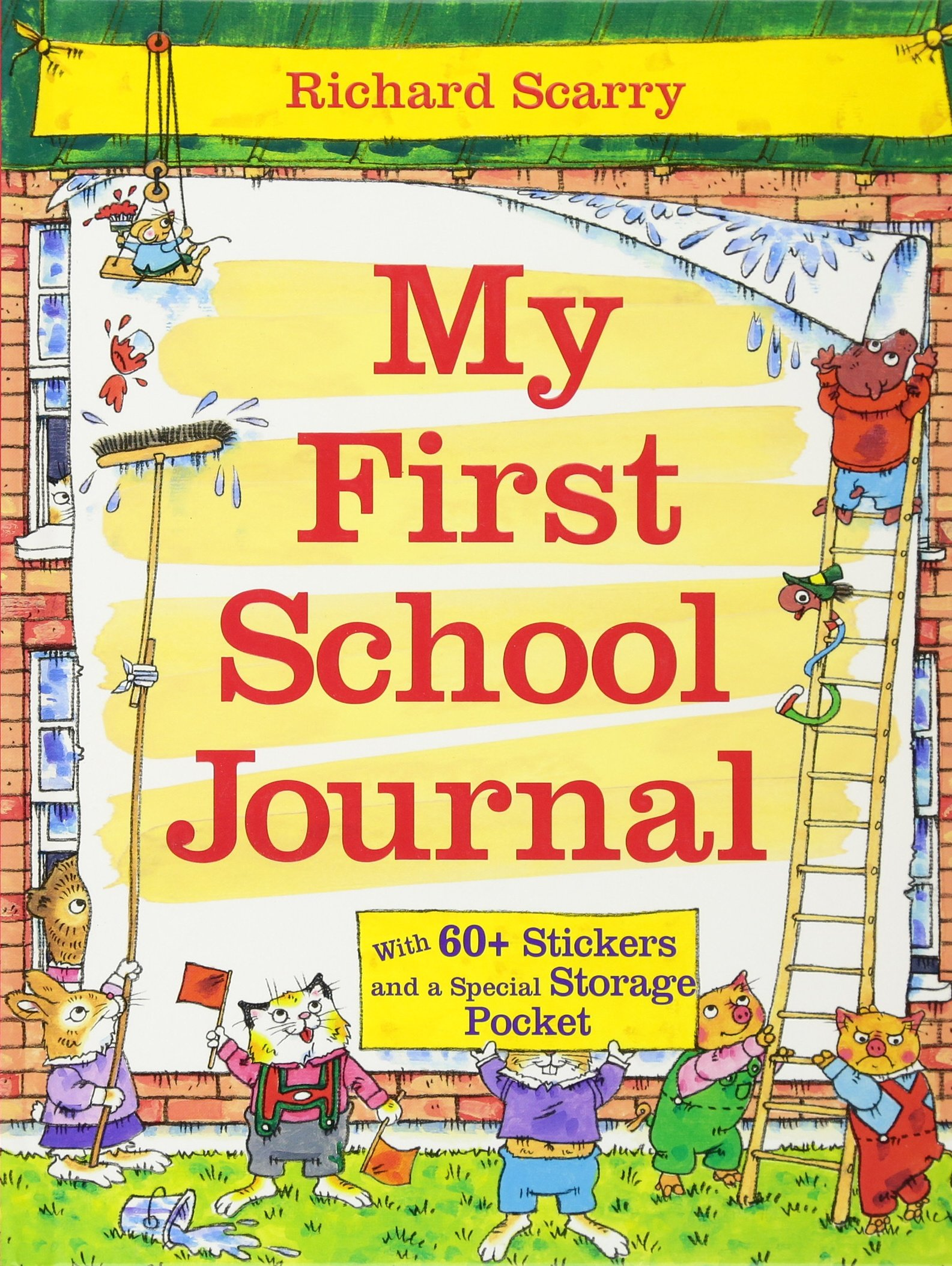 Read Online Richard Scarry's My First School Journal PDF