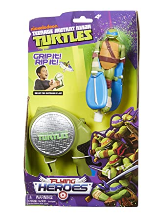 Flying Heroes - Accesorio para playsets Tortugas ninja ...