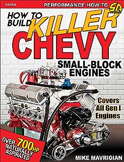 Step-by-Step Videobook SA Design Book SA116; Rebuilding the Small-Block Chevy