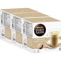 Nescafé Dolce Gusto koffiecapsules, 90 stuks, 3 verpakkingen x 30 capsules
