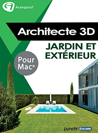 Etonnant Architecte 3D Jardin Et Extérieur 2017 (V19) Pour MAC [Téléchargement]:  Amazon.fr: Logiciels