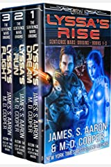 Lyssa's Rise - Sentience Wars Books 1-3 Omnibus (Sentience Wars Collection Book 1) Kindle Edition