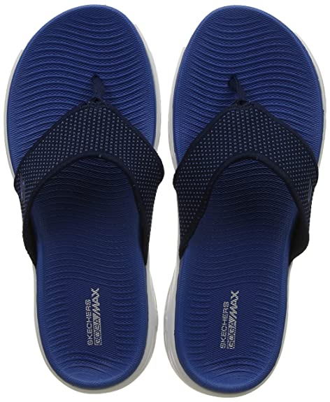 3f7c1772107e Skechers Men s On-The-Go 600 Hawaii Thong Sandals  Buy Online at Low ...