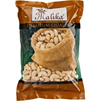 Malika 320 Whole Cashew Nuts, 500 g
