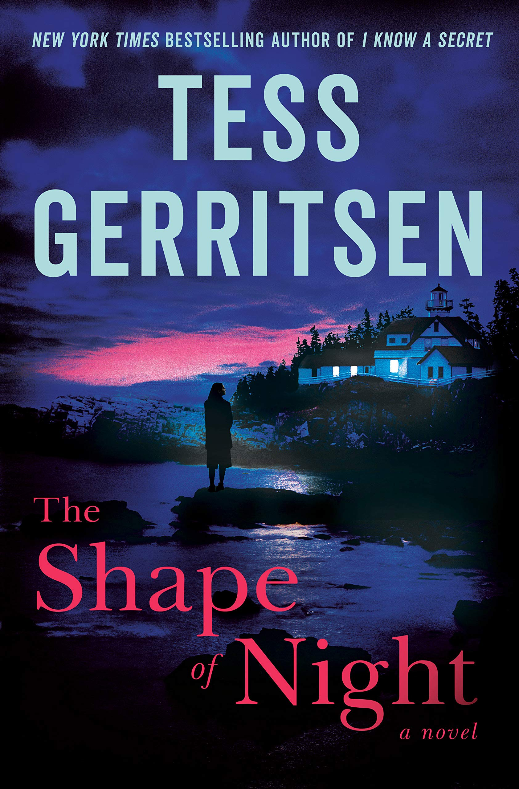 The Shape of Night: Amazon.co.uk: Gerritsen, Tess: 9781984820952: Books