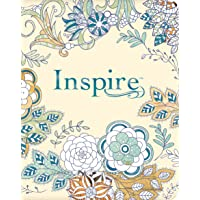 Inspire Bible-NLT: The Bible for Creative Journaling (Inspire: Full Size)(trade paper)
