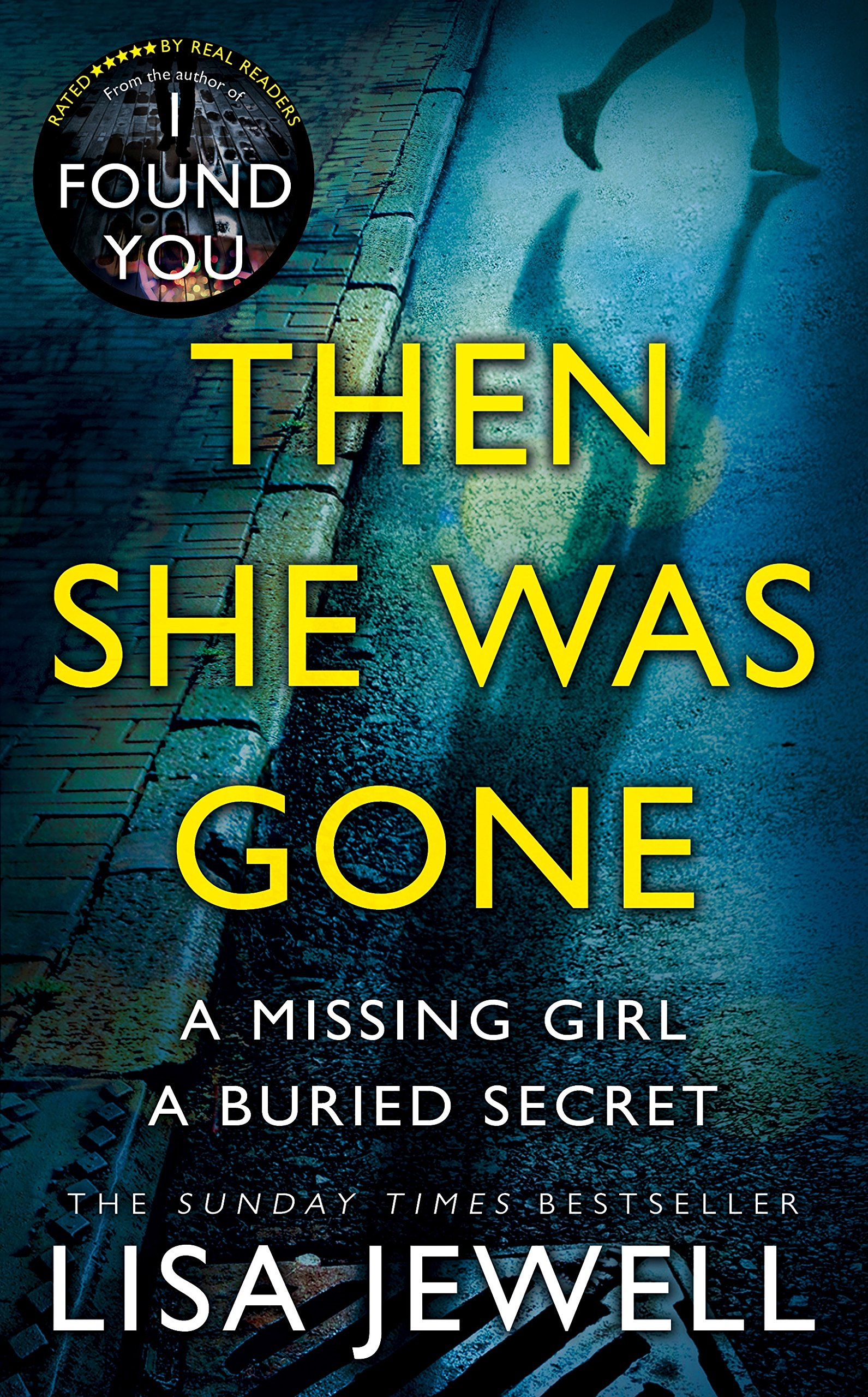 Then She Was Gone Lisa Jewell 9781780896427 Amazon Books