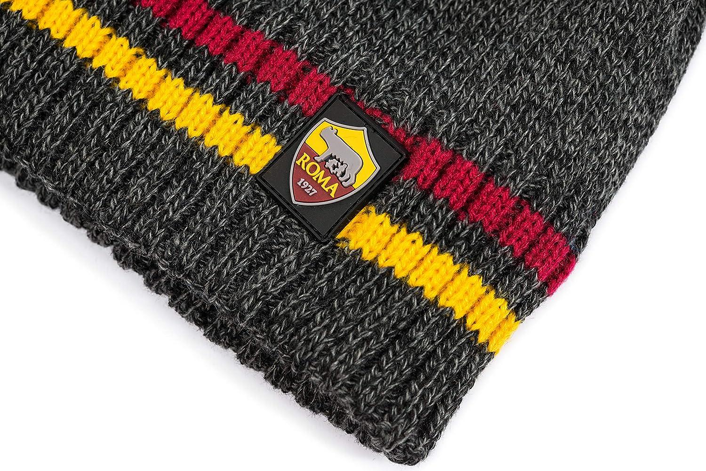 set kid cappello e sciarpa AS Roma