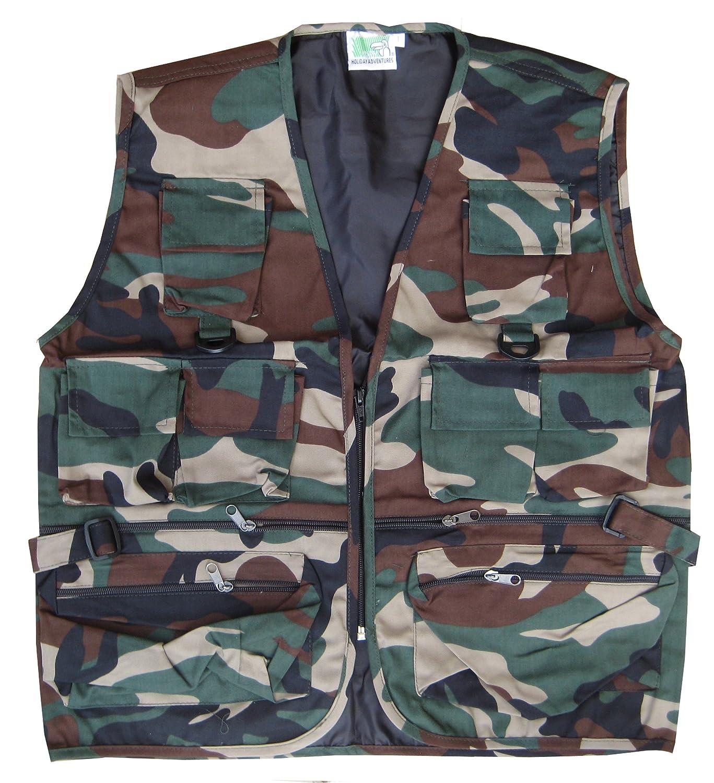 Para hombre Diseño militar de pareja de cintura fundas para ...