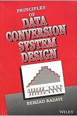 Principles Of Data Conversion System Design Paperback