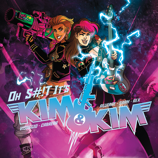 Oh S#!t It's Kim & Kim (Issues) (3 Book Series)