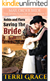 Saving The Bride (The Seven Sons of Jethro Book 5)