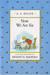 Now We Are Six (Winnie-the-Pooh) Hardcover